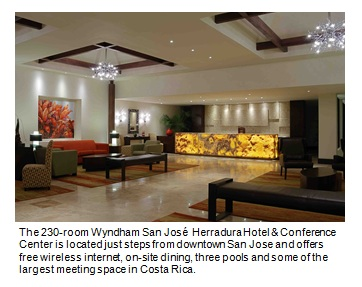 Wyndham San Jose Herradura Hotel & Conference Center