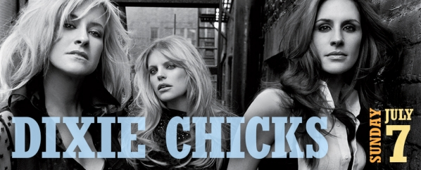 Dixie Chicks to perform at the 2013 Cavendish Beach Music Festival