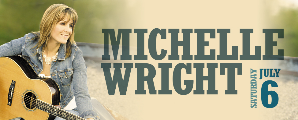 Michelle Wright to perform at the 2013 CBMF!