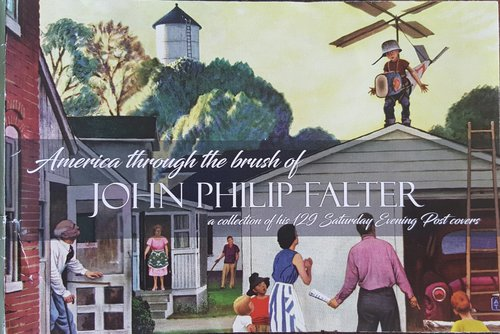 America through the brush of John Philip Falter