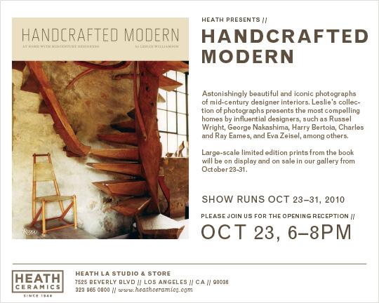 Handcrafted Modern