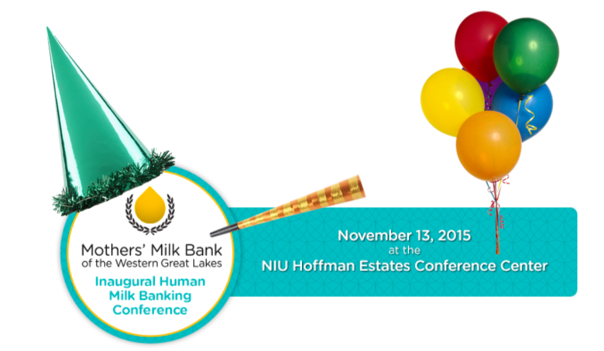 2015 Human Milk Banking Conference @ NIU Hoffman Estates Conference Center