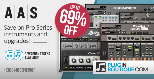 AAS Pro Series Sale (Inc Upgrades) - Up To 69% Off