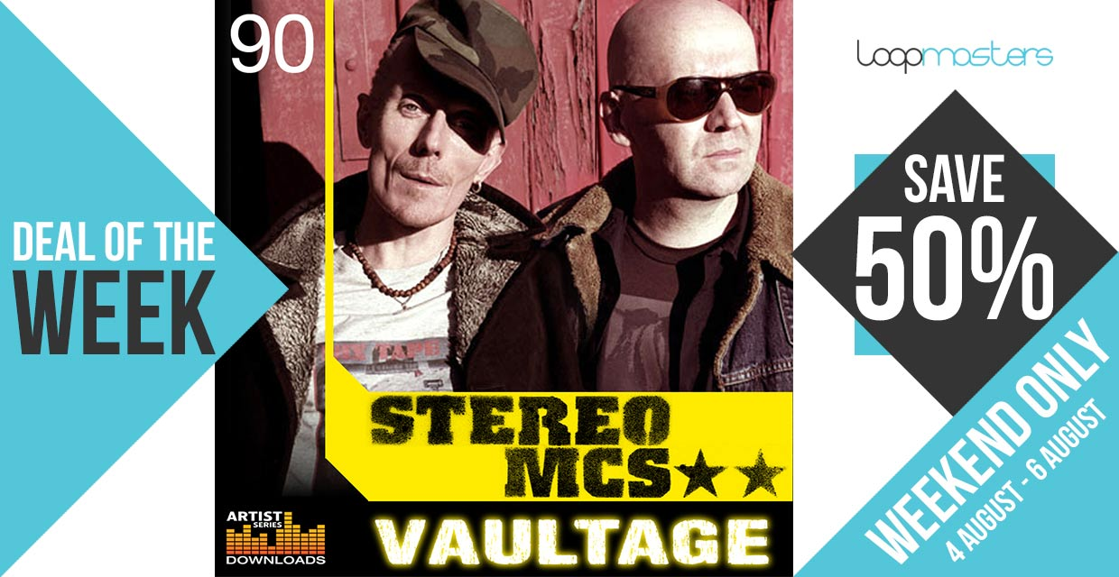 Stereo MC'S - Vaultage - 50% Off - Weekend Only