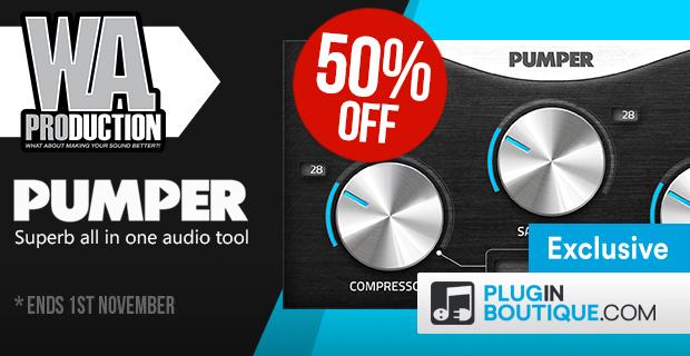 W.A Production Pumper Sale (Exclusive) - 50% Off