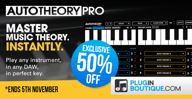 AutoTheory PRO - Exclusive 50% Off