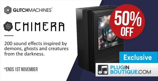 Glitchmachines Chimera Sale (Exclusive) - 50% Off