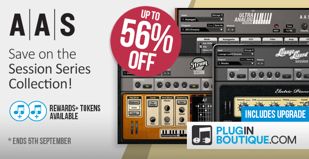AAS Sessions Bundle Sale (Inc Upgrade) - Up To 56% Off