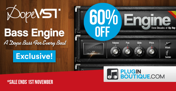 DopeVST Bass Engine Sale (Exclusive) - 60% Off