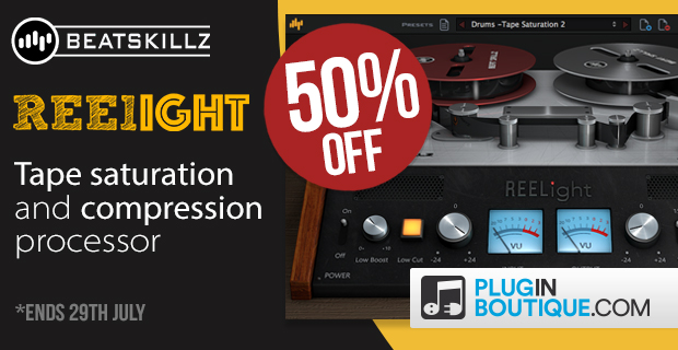 BeatSkillz Reelight Introductory Sale - 50% Off