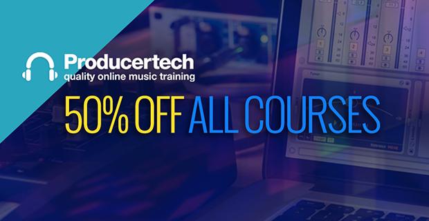 Producertech Sale - 50% Off