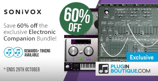 SONiVOX Electronic Companion Sale - 60% Off