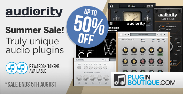 Audiority Summer Sale - Up To 50% Off