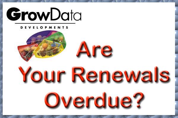 OverDue Renewals !