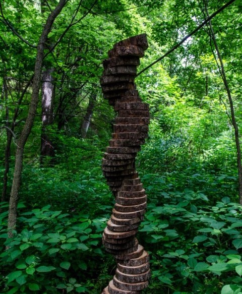 Art from Eaux Claires - Lee Butterworth