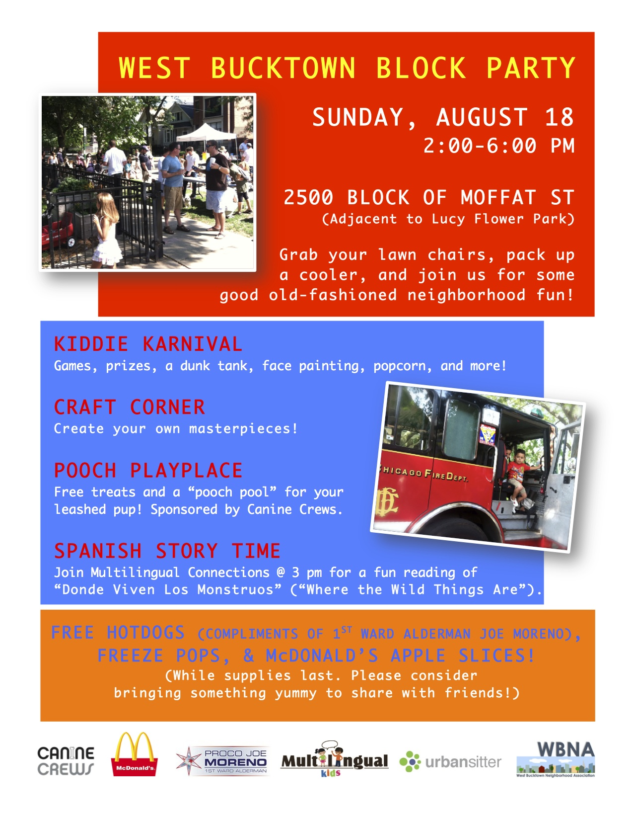 IMAGE: Block Party Flyer