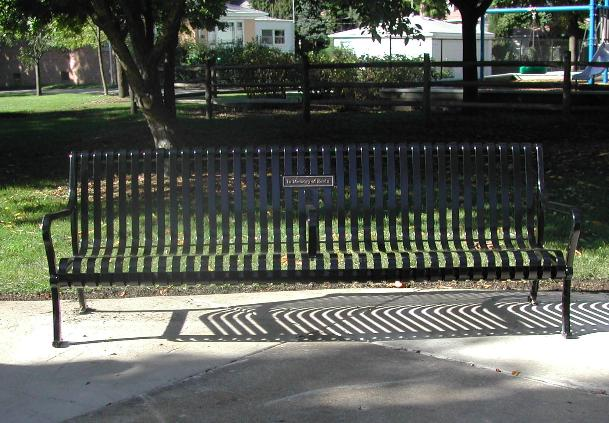 IMAGE: Park Bench