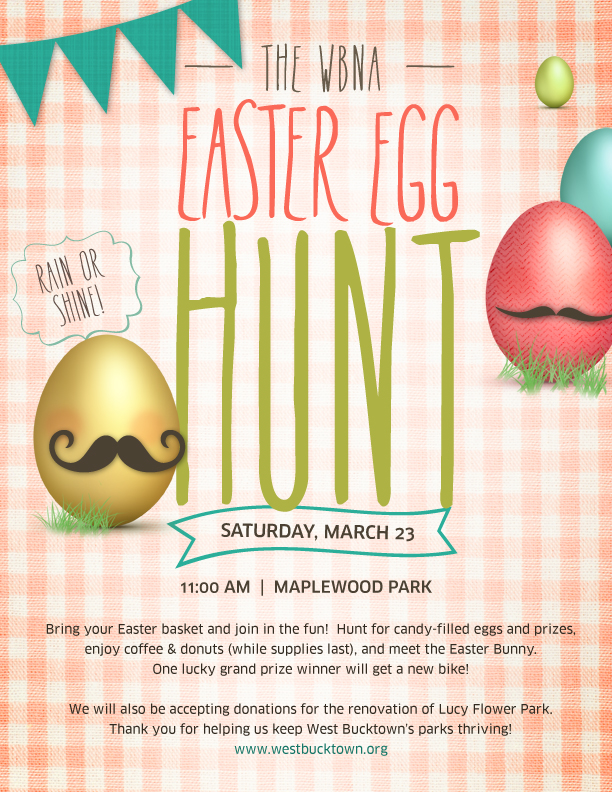 IMAGE: Easter Egg Hunt Flyer
