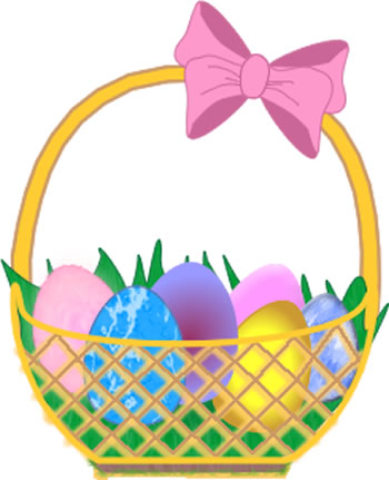 Image: Easter Basket