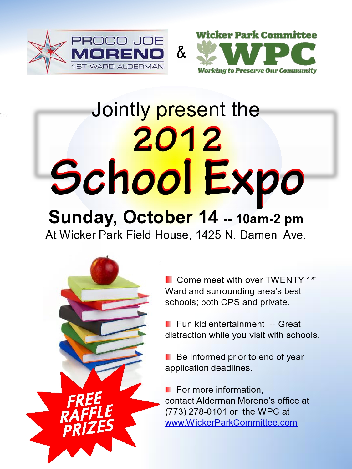 IMAGE: School Expo Flyer