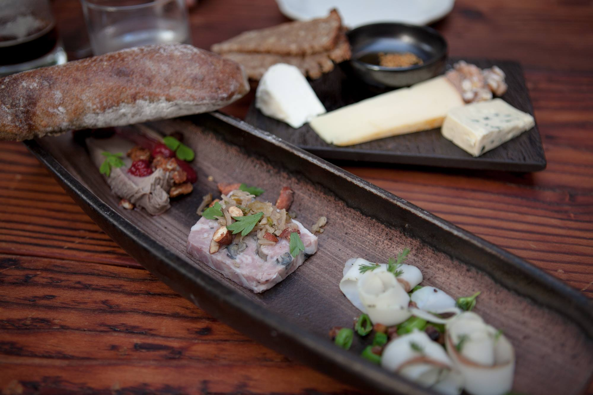 IMAGE: Meat and Cheese Platter