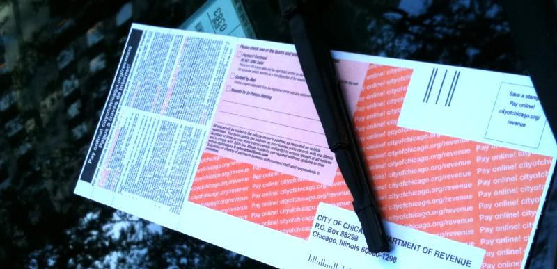 IMAGE: Parking Tickets