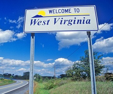 IMAGE: Welcome to West Virginia