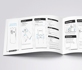 Instructional Booklets