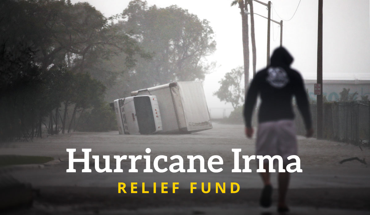 Hurricane Irma Relief Fund