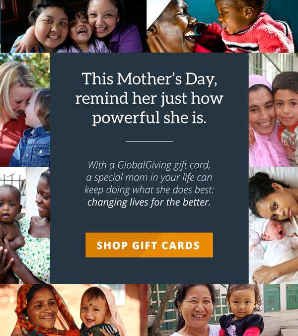 This Mother's Day, remind her just how powerful she is.