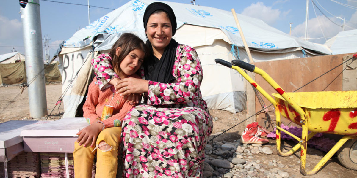 Support the Syrian Refugee Relief Fund today