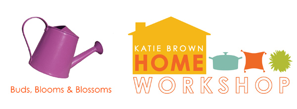 Buds, Blooms, Blossoms-Katie Brown Workshop