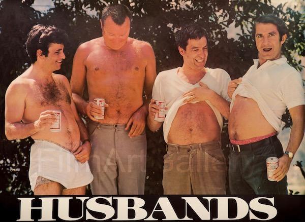 Husbands Original Vintage Movie Poster