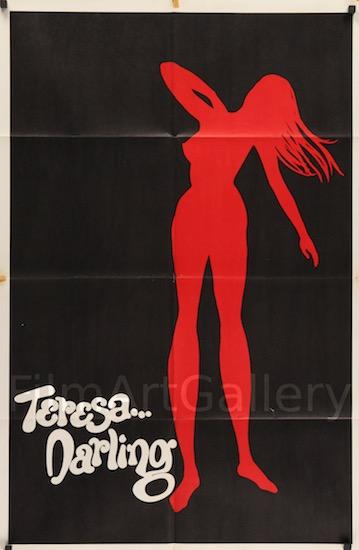 Teresa Darling Original Vintage Movie Poster
