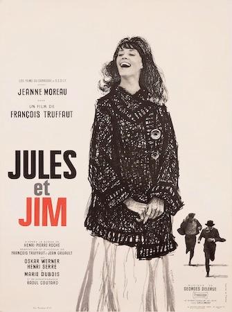 Nouvelle Vauge Vintage Movie Poster