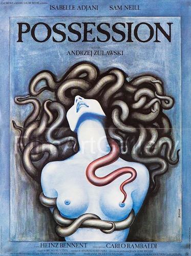 Possession Vintage Original Movie Poster