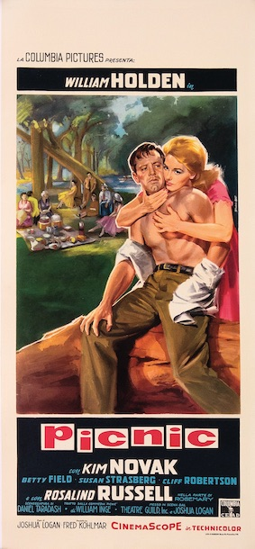 Picnic Original Vintage Movie Poster