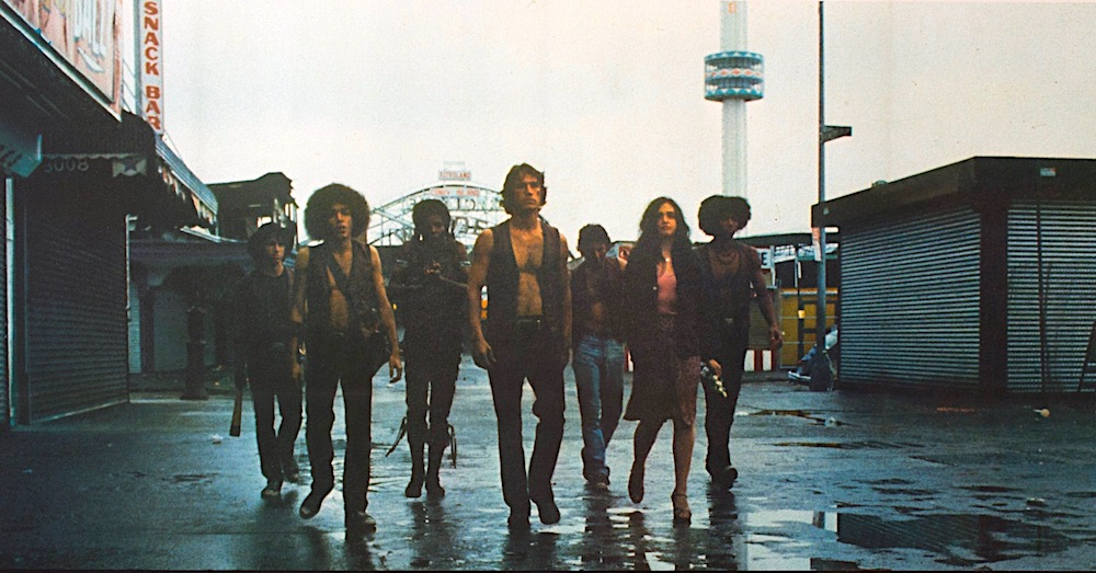 The Warriors Original Vintage Movie Poster
