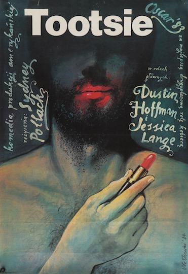 Dustin Hoffman Tootsie Original Vintage Movie Poster