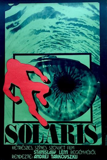 Solaris Original Vintage Movie Poster