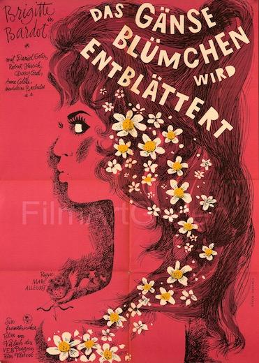 Mademoiselle Striptease Mamselle Striptease Original Vintage Movie Poster