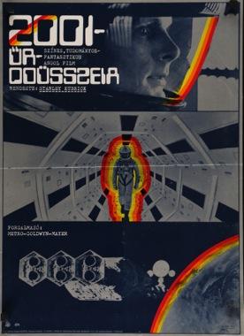Stanley Kubrick Vintage Original Movie Poster