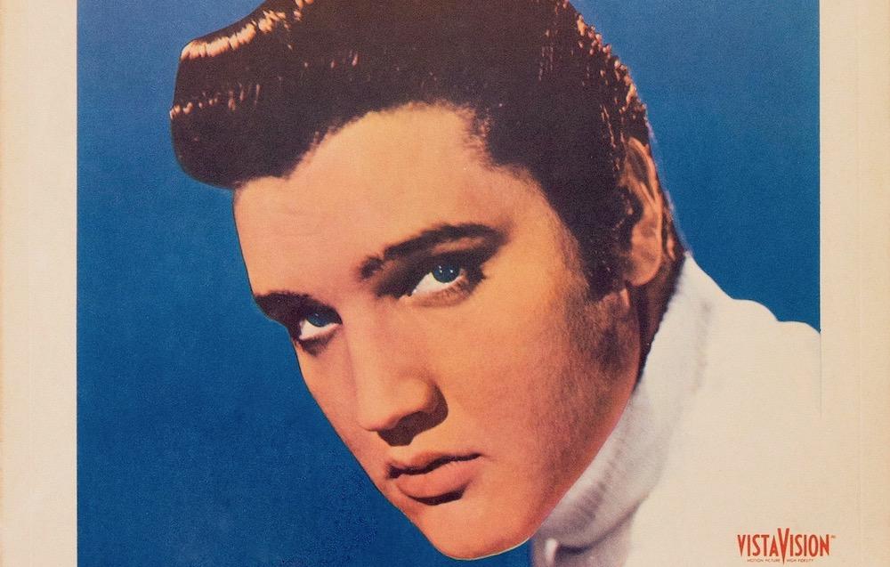 Elivs Presley Loving You Original Vintage Movie Poster