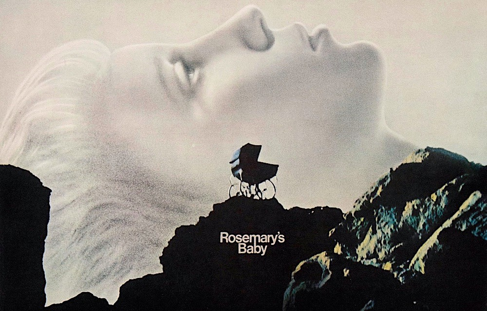Rosemary's Baby Original Vintage Movie Poster