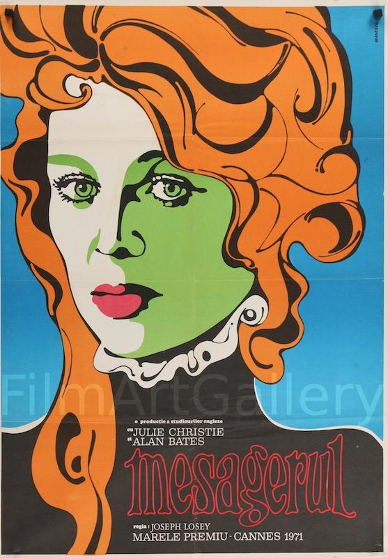 The Go Between Original Vintage Movie Poster
