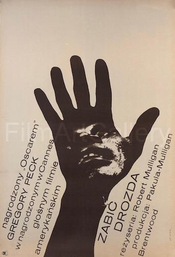 To Kill A Mockingbird Original Vintage Movie Poster