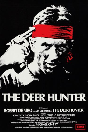 The Deer Hunter Original Vintage Movie Poster