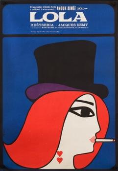 Polish Vintage Original Movie Poster