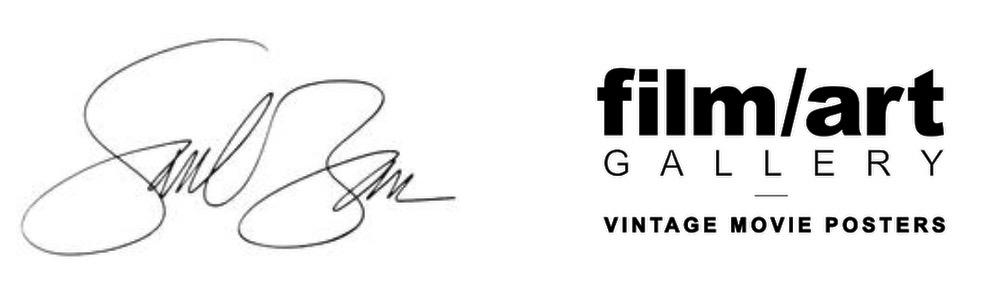 Saul Bass Signature