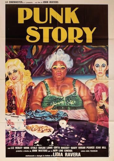 Desperate Living Original Vintage Movie Poster